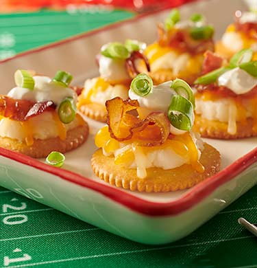 RITZ Loaded Mashed Potato Topper
