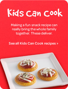 Kids Can Cook Recipes