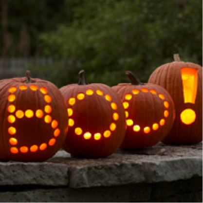 Halloween decorations - Decoration de halloween ...