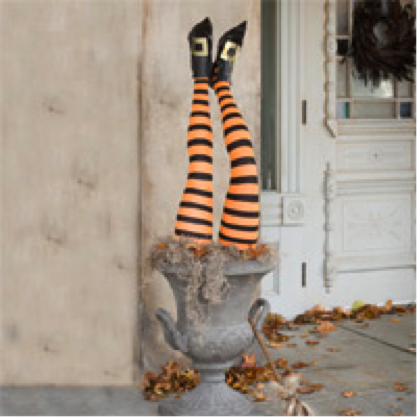 snackworks article image - Craft Halloween Decorations