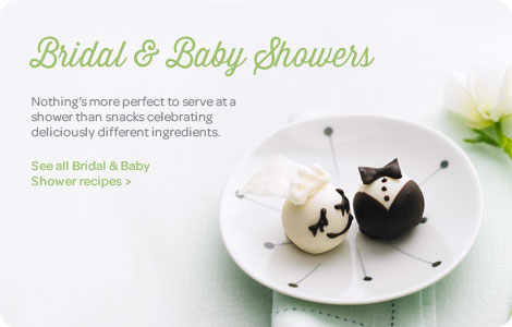 baby shower bridal shower recipes