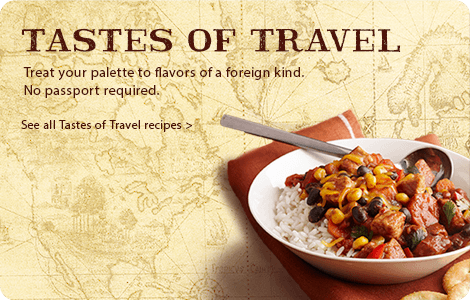 Taste of Travel