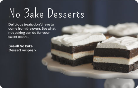 No bake dessert recipes turn off the oven and fire up your imagination these no bake dessert recipes are all you need from bars to pies satisfy your forumfinder Image collections